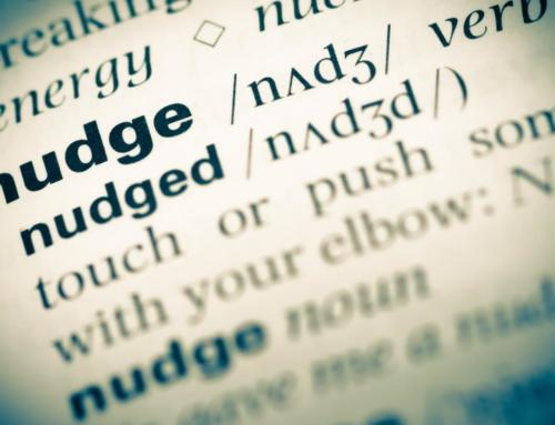 Nudge – the kick-off for your brand